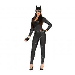Disfraz Gata o  Cat Woman. Super heroína. Talla unica