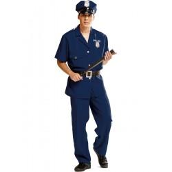 Disfraz Policía ,talla M-L