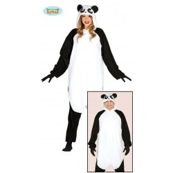 Disfraz Pijama Oso Panda,Animales...talla L Unisex