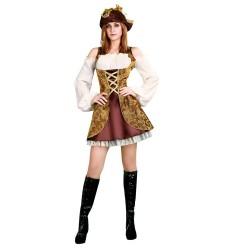 Disfraz Pirata,sexy..talla M-L