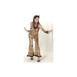 Disfraz Tigresa sexy,Animales..talla unica