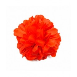 Flor de clavel doble sevillana, Rojo
