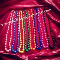 Collar de Sevillanas,Andaluza.Colores Surtidos