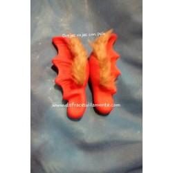 Orejas rojas