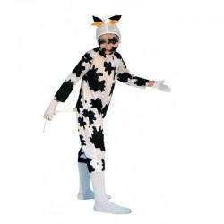 Disfraz Vaca,Animales..unisex. Talla 7-10