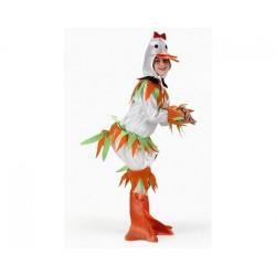 Disfraz de Patita,Animales Talla 10-12.