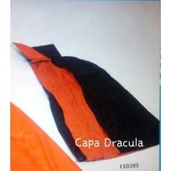 Capa Dracula o Vampiro.