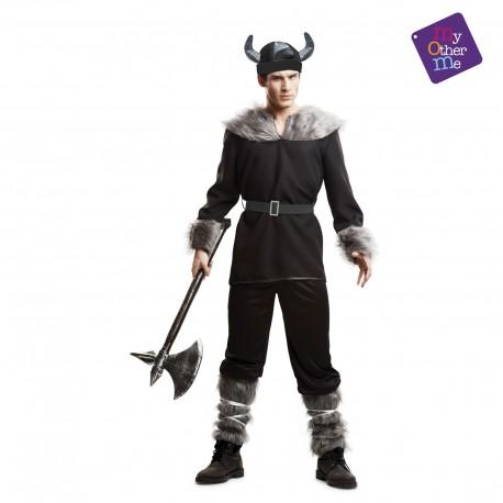 Disfraz de Vikingo Salvaje ,talla S
