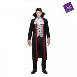 Disfraz Dracula,tala M-L..Halloween