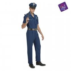 Disfraz Policía talla XS