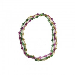 3 Collares Hippie,multicolor