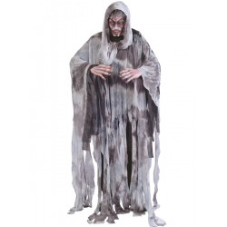 Disfraz Espiritu del viento.Unisex-Halloween
