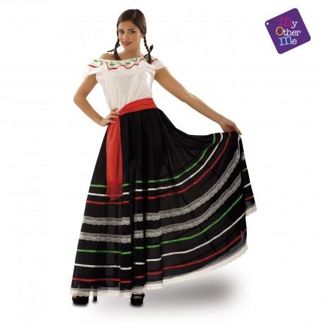Disfraz de Mexicana-Mejicana-Marichi para Mujer