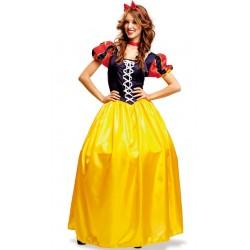 Disfraz de Blancanieves,Talla XL