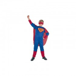 Disfraz de SuperHéroe. Talla 7-10
