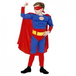 Disfraz de Superhéroe musculado Talla 10-12