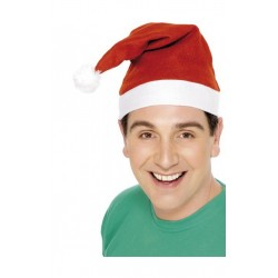 Gorro Papa Noel o Mama Noel.Navidad