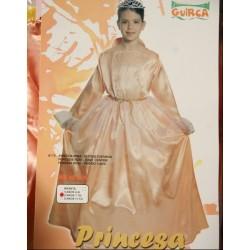 Disfraz de Princesa.Talla 7-10