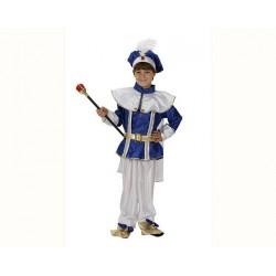 Disfraz Príncipe o Paje, 5-6 años